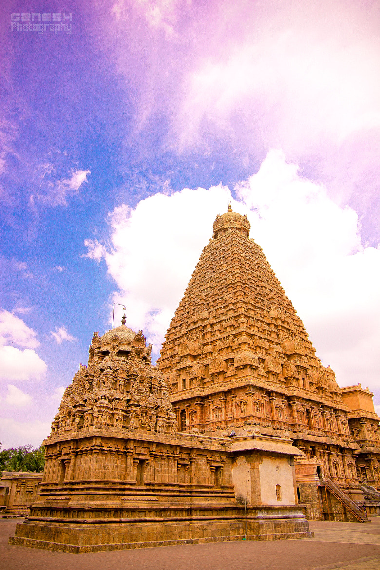 Photograph 1000 year old beauty by Ganesh Balasubramanian on 500px