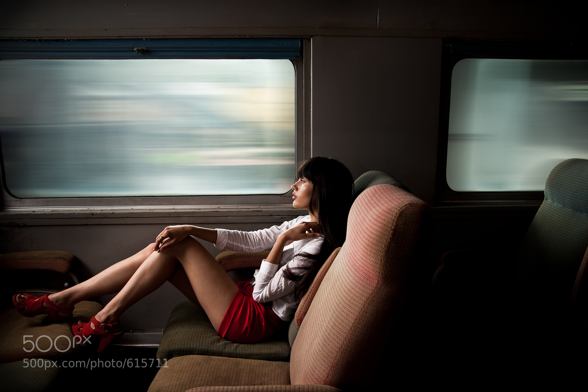 Photograph Commuter by Max Eremine on 500px