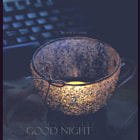 Постер, плакат: good night