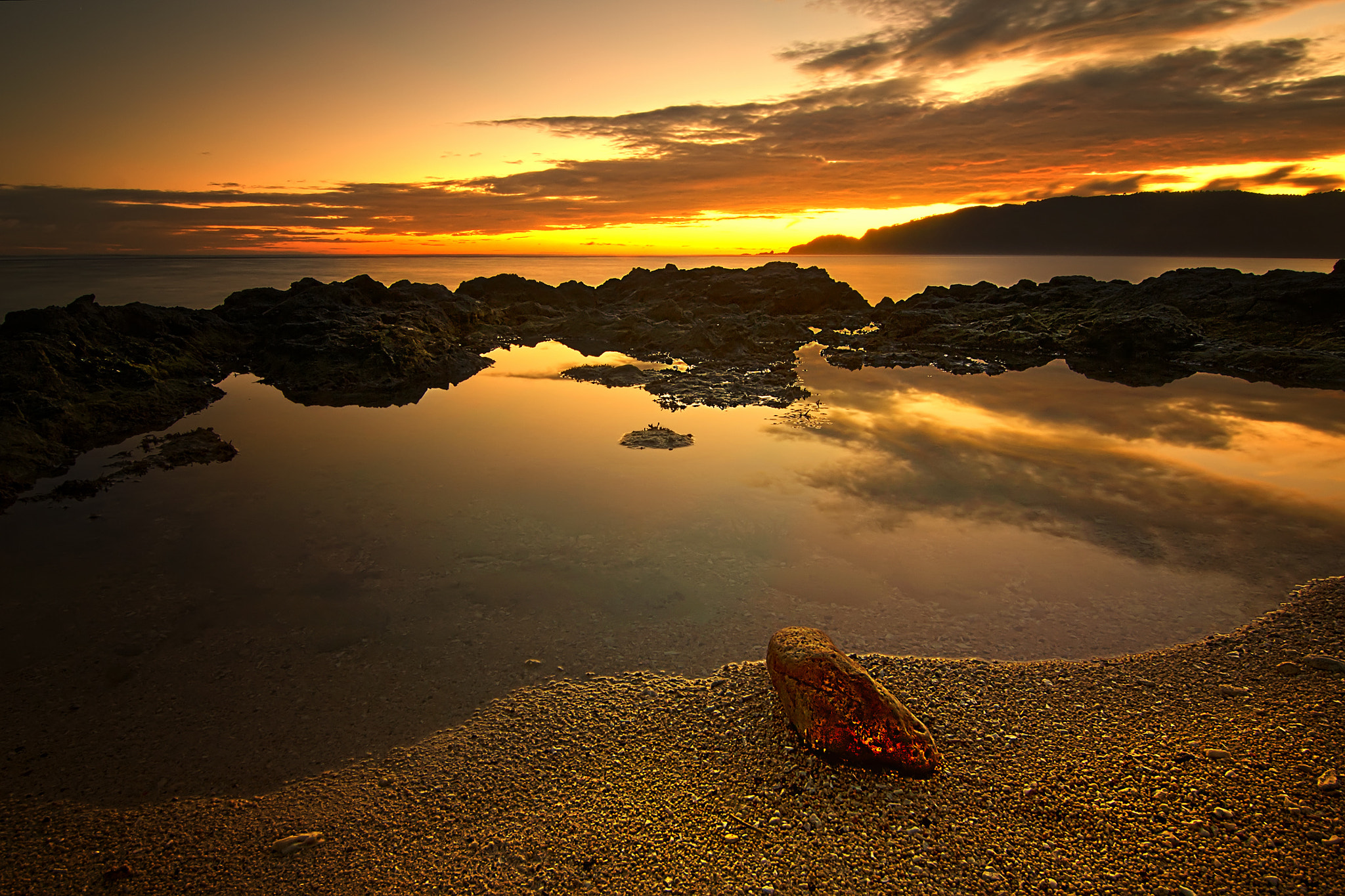 Photograph Sunset in Seger by Eep Ependi on 500px