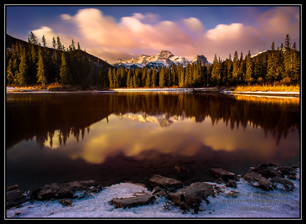 Photograph Dawn at the Oxbow by Neil Jolly on 500px