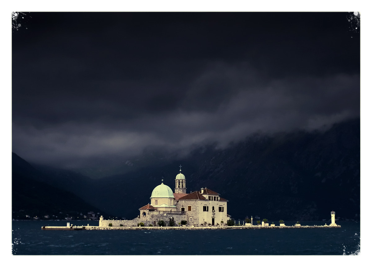 Photograph Storm over Church by Evgeny Tchebotarev on 500px