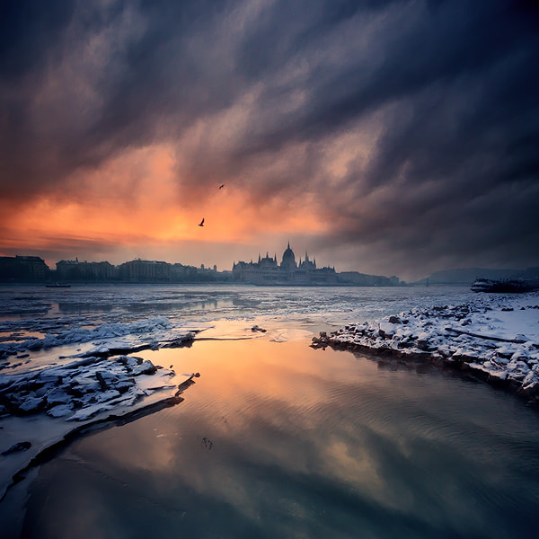 Photograph the sun will never shine by Adam Dobrovits on 500px