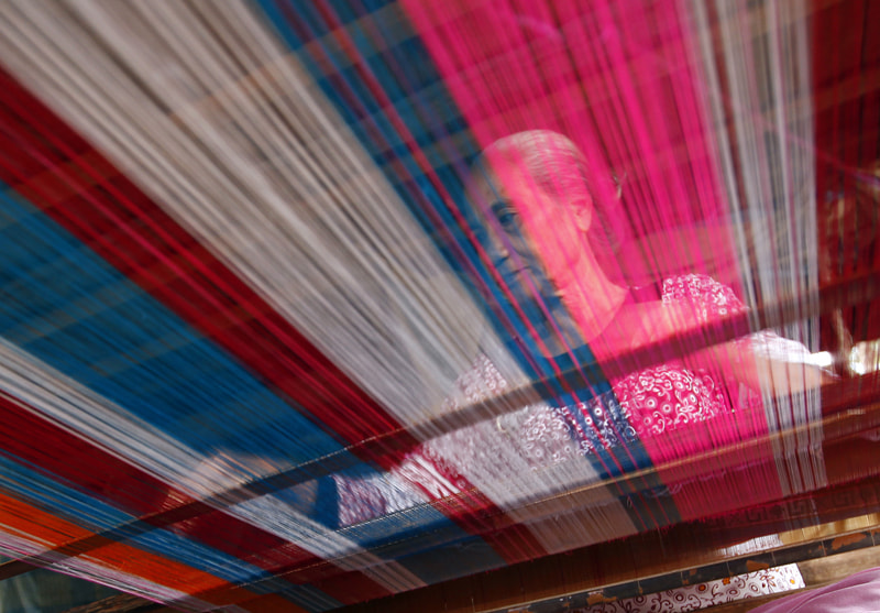 Photograph Silk Weavers by Alamsyah Rauf on 500px