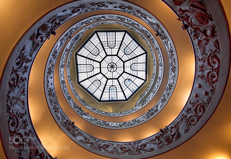 Photograph spiral by Natalia martinez calvente on 500px