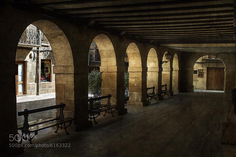 Photograph Arcos by Jorge Castilla on 500px