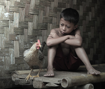 What you think...................hmmm. by dewan irawan
