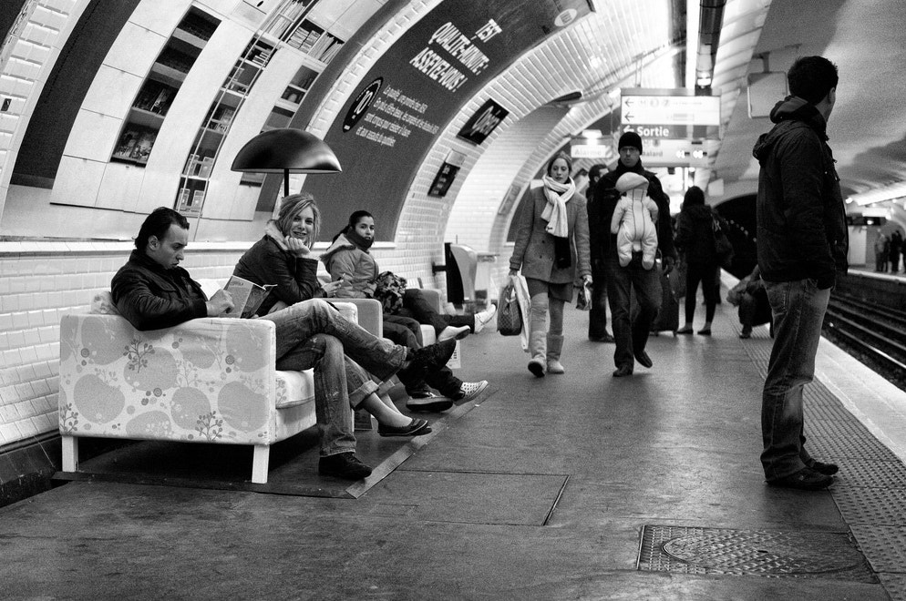 Photograph The Couch by Laurent DUFOUR on 500px