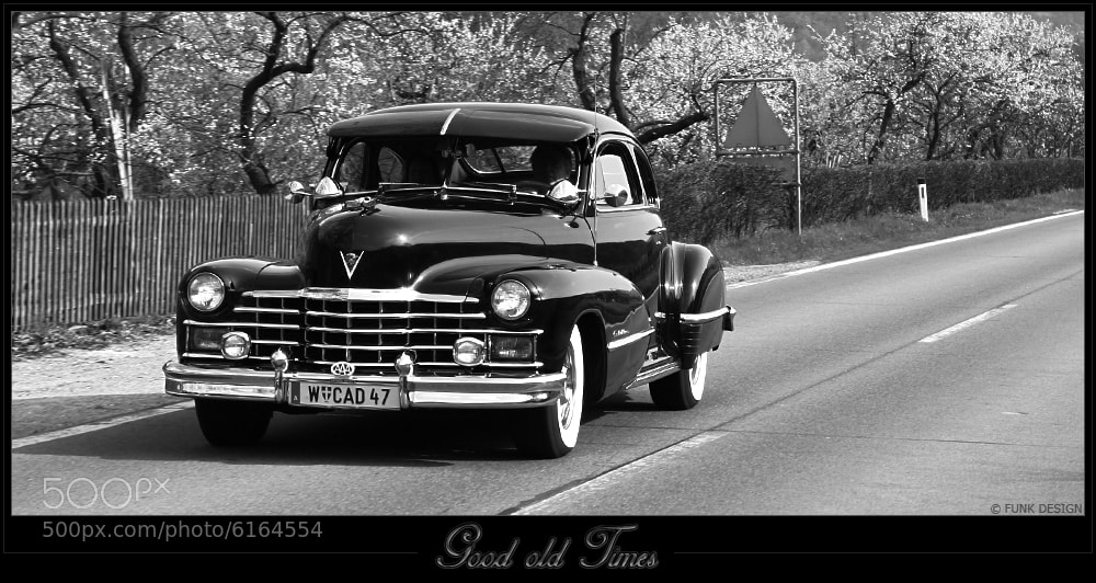 Photograph Good old Times by Martin Funk on 500px