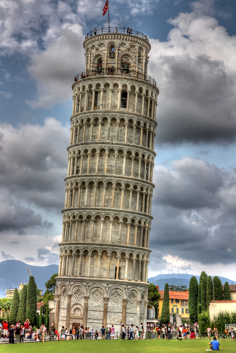 Photograph Leaning Tower, Pisa by raktimb on 500px