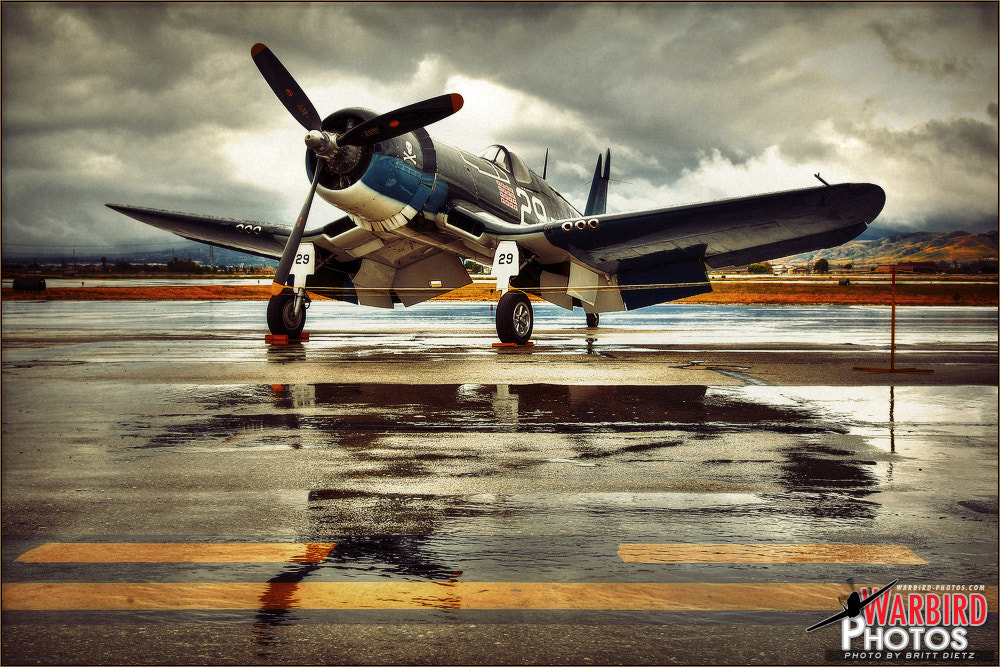 Photograph Corsair by Britt Dietz on 500px
