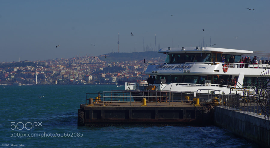 Photograph small dock by Mehmet Çoban on 500px