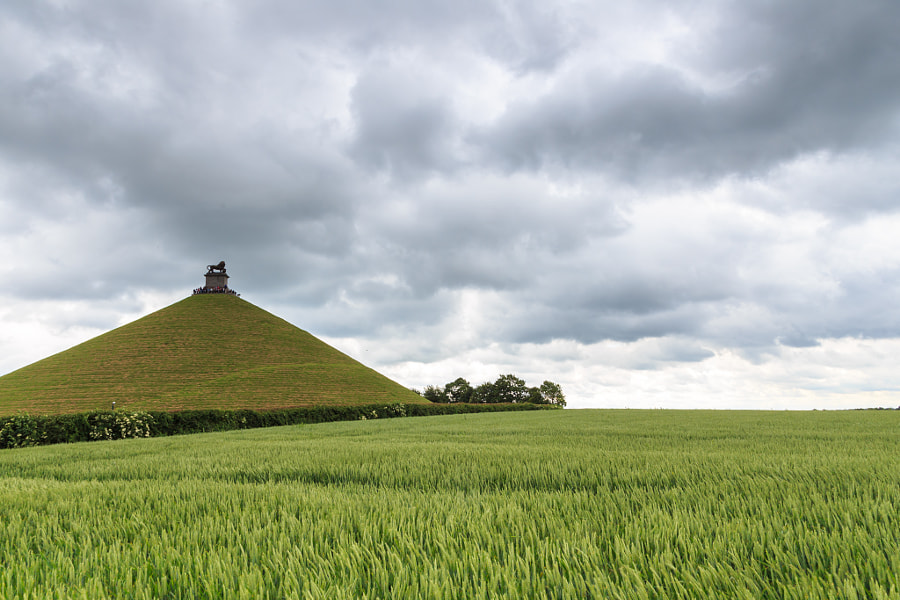 Photograph Belgium - Waterloo - Waterloo Battlefield - 22 06 2013 by Redstone Hill on 500px