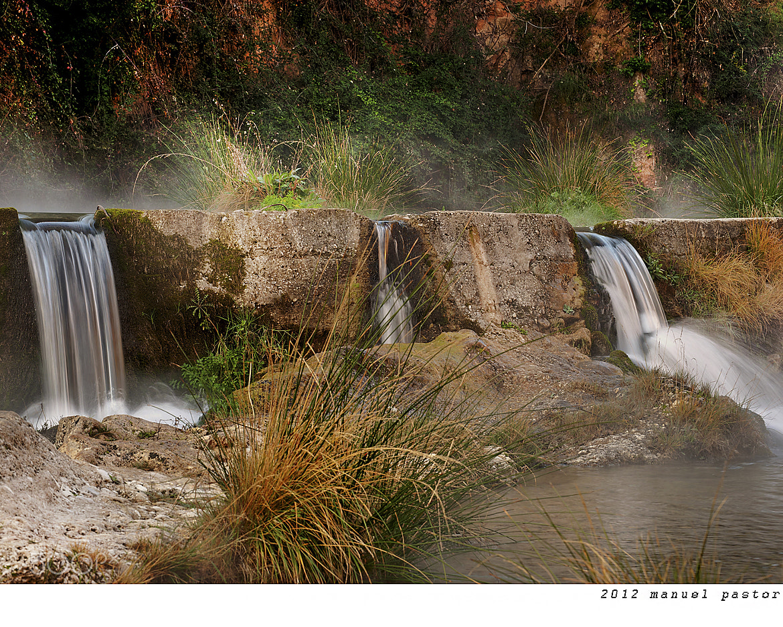 Photograph cascadas by Manuel Pastor Hervas on 500px