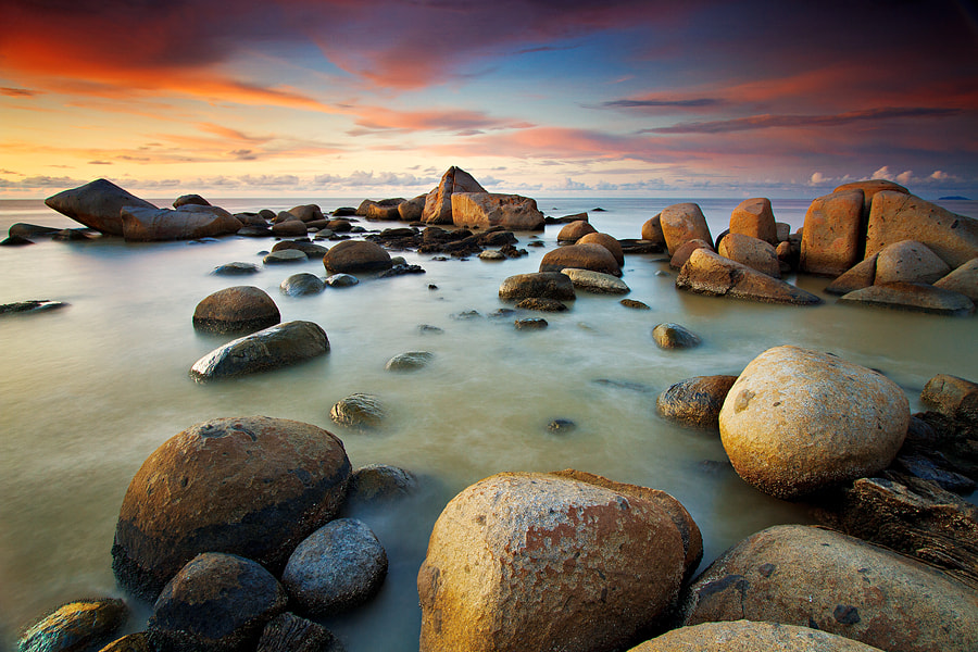 Photograph Samudra Beach by Bobby Bong on 500px