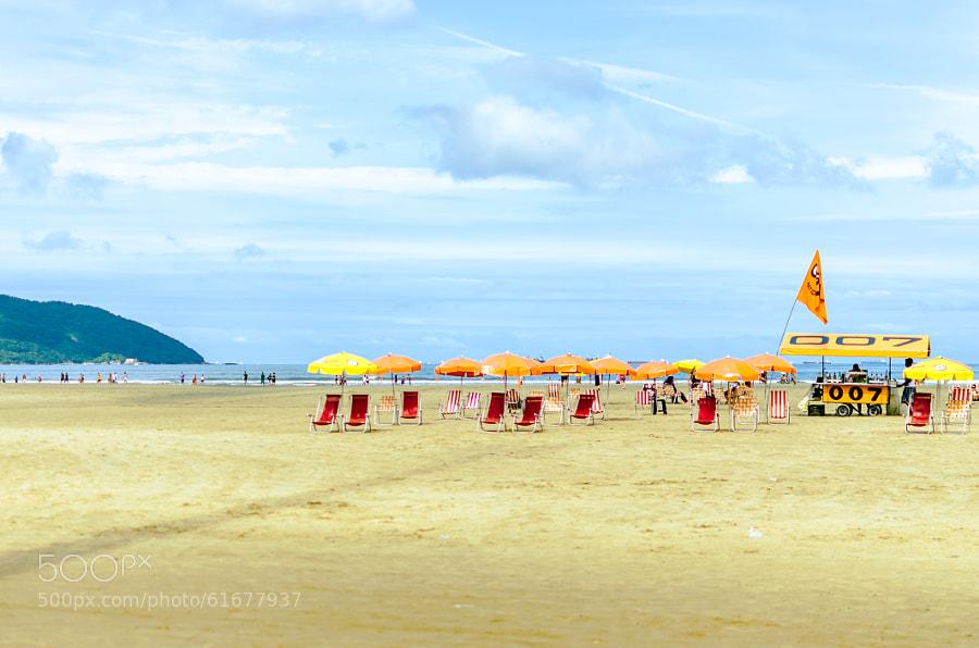 Photograph Umbrellas by Priscila de Lyra on 500px