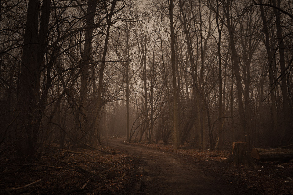 Photograph Eerie by Jeffrey Chan Tin on 500px
