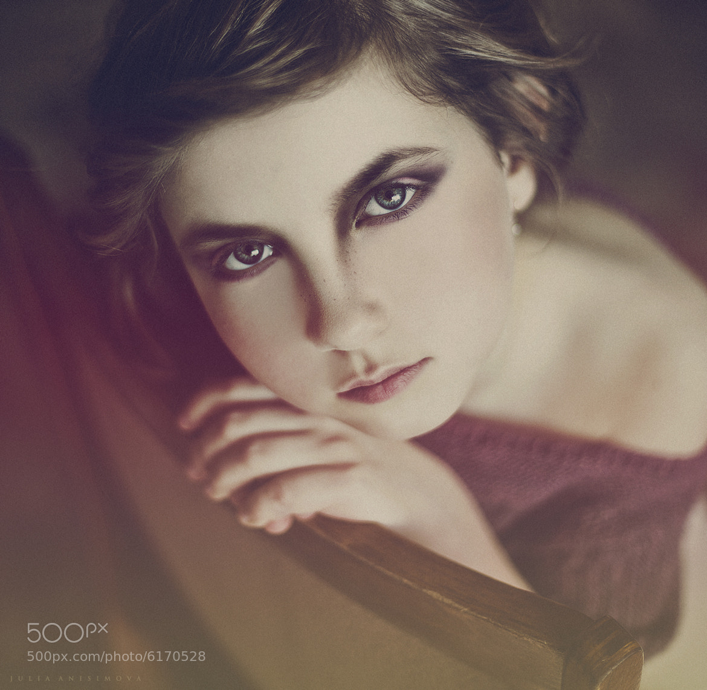 Photograph Lena by julia anisimova  on 500px