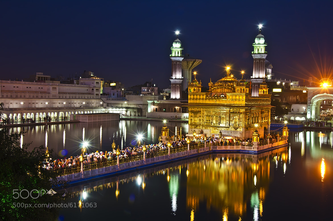 Photograph Golden Temple by Jagjit Singh on 500px