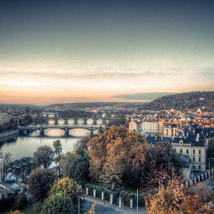 Morning Prague