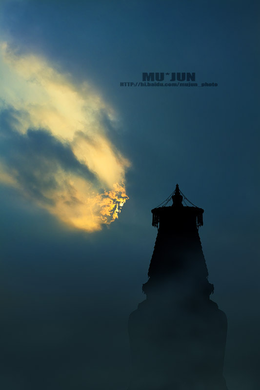Photograph Tample by JUN MU on 500px