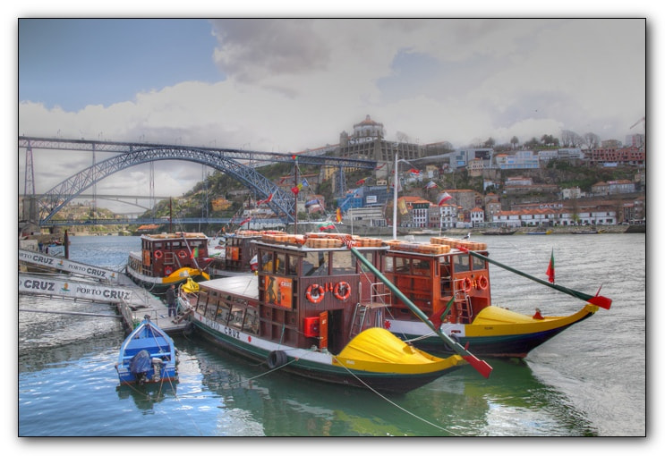 Photograph HDR Porto by JuanMa Hernanz on 500px