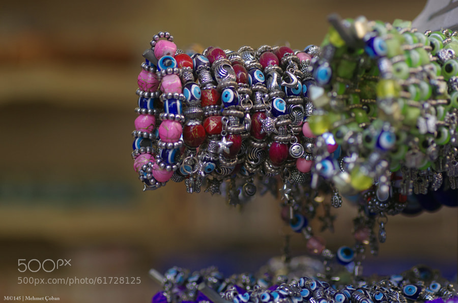 Photograph Beads accessories for the wrist by Mehmet Çoban on 500px