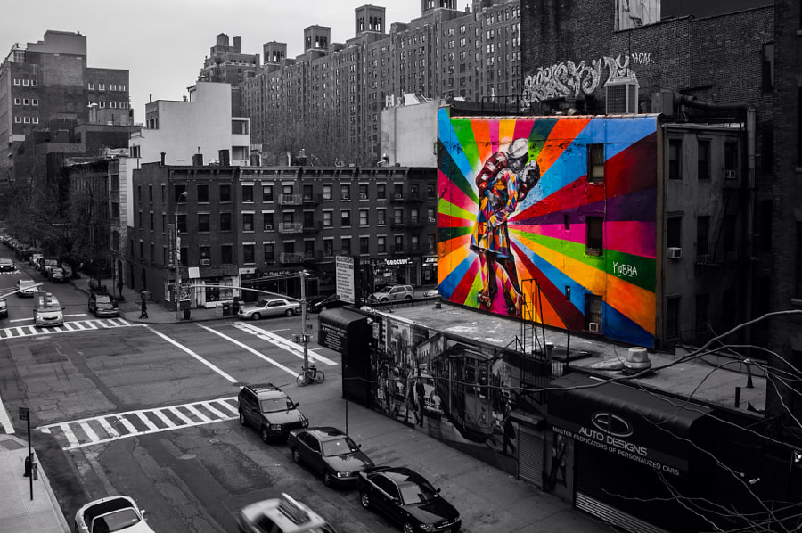 Photograph Colorful Love by Alex Gaflig on 500px