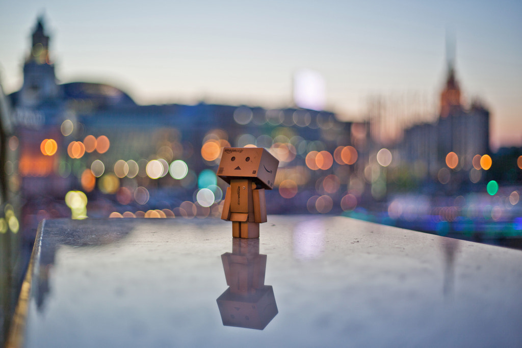 Photograph Danbo in Moscow by Alex G on 500px