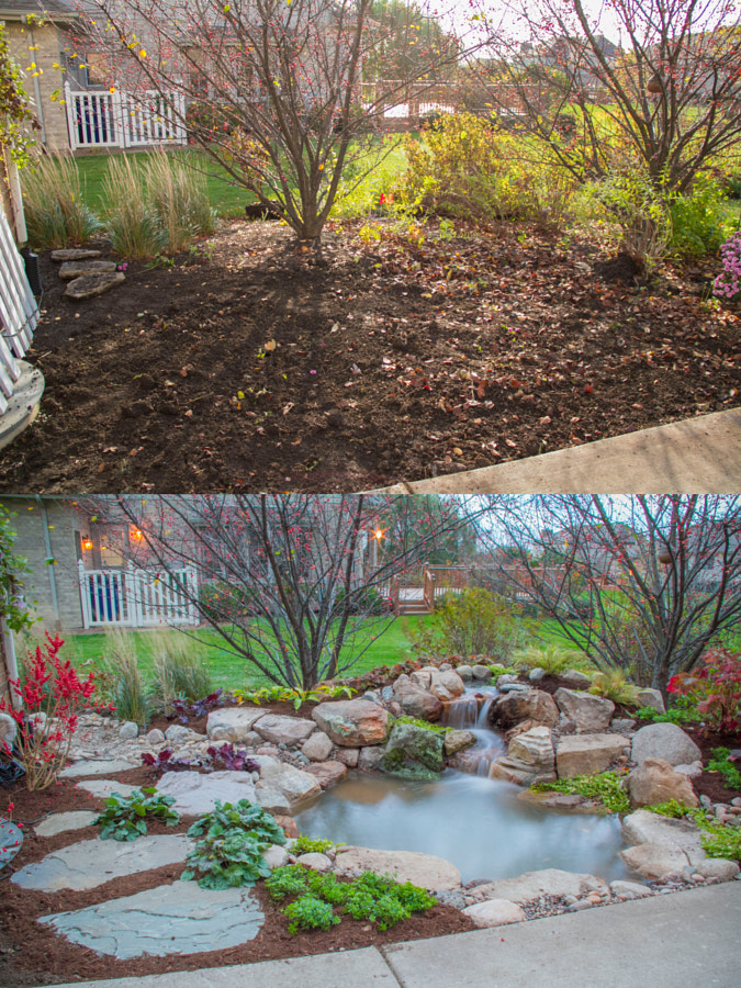 Pond Transformation