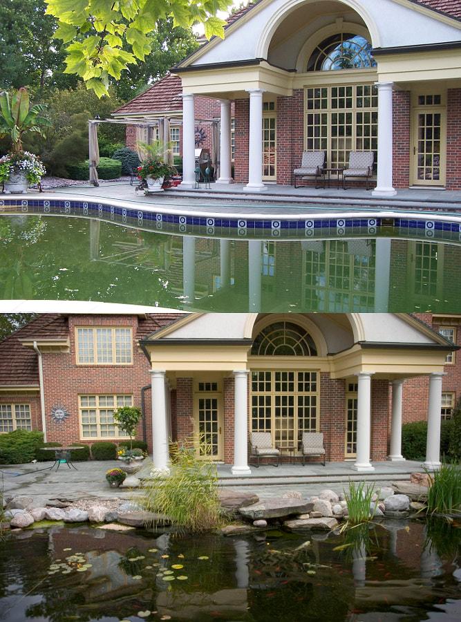Pool Conversion