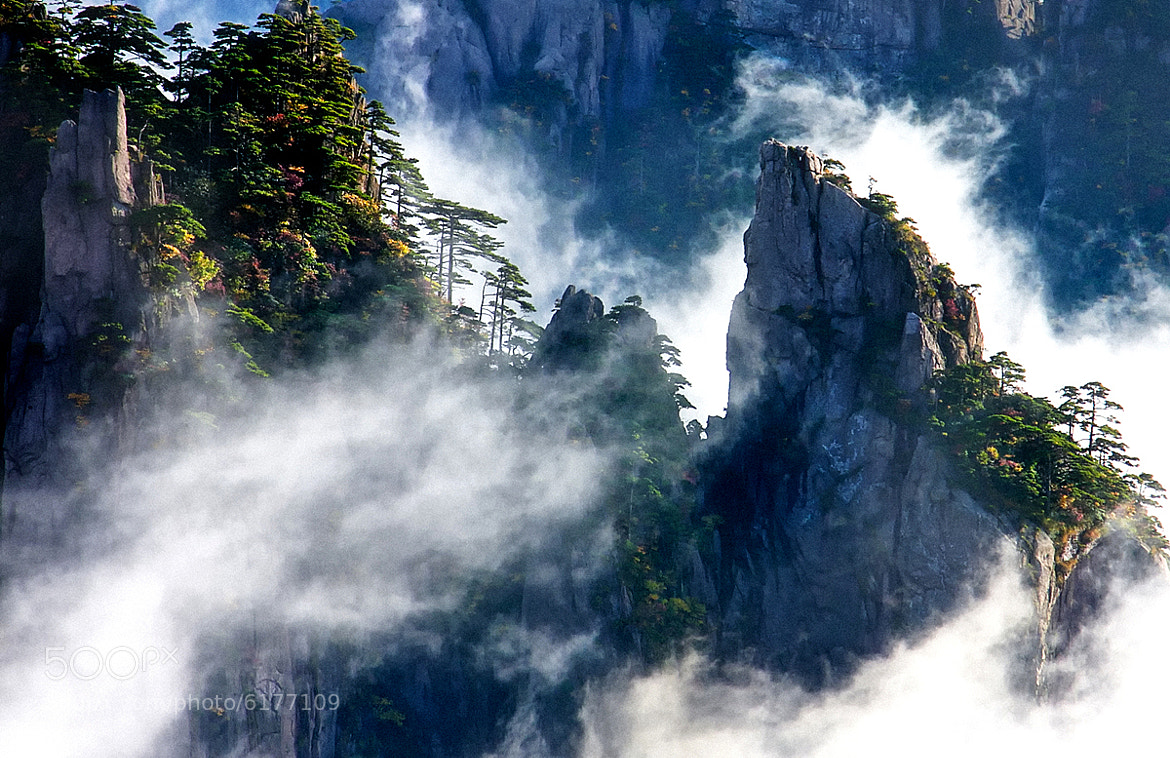 Photograph Huangshan by giseong Na on 500px