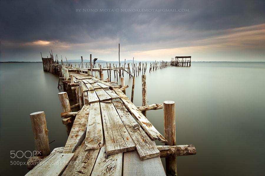 Photograph pier by Nuno Mota on 500px