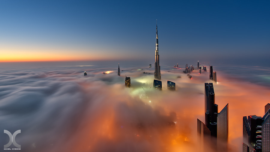 Photograph Dubai Cryogenic by Daniel Cheong on 500px