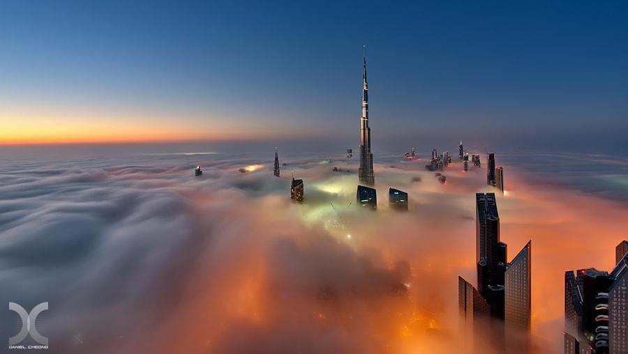Dubai Cryogenic by Daniel Cheong on 500px