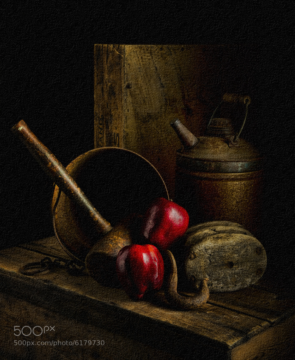 Photograph Red Apples by Paul Church on 500px