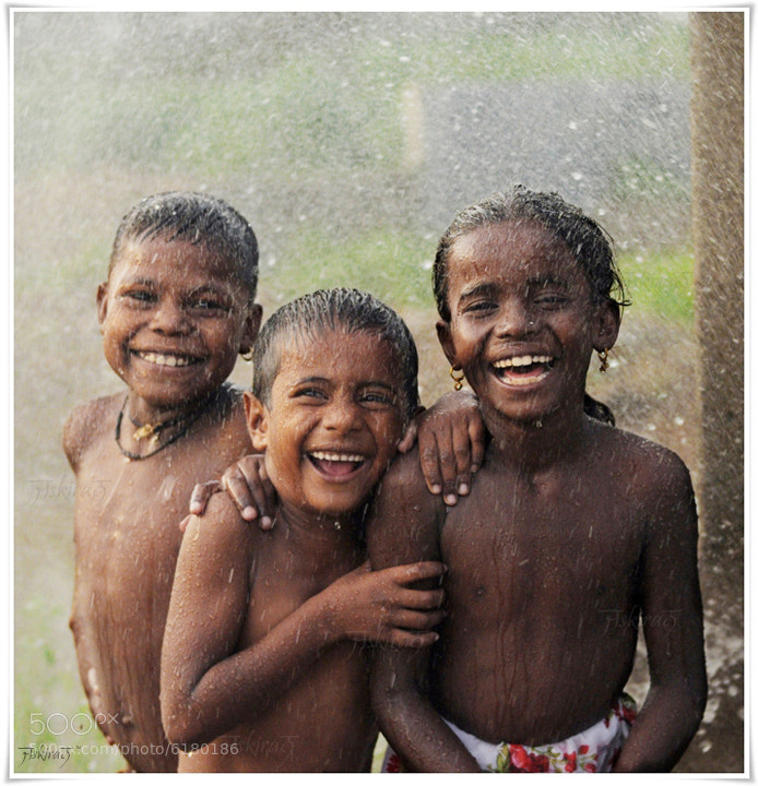 Photograph Neither for a dress, nor for a toy   We live for happiness , we live for joy by Jaskiran Singh Batra on 500px