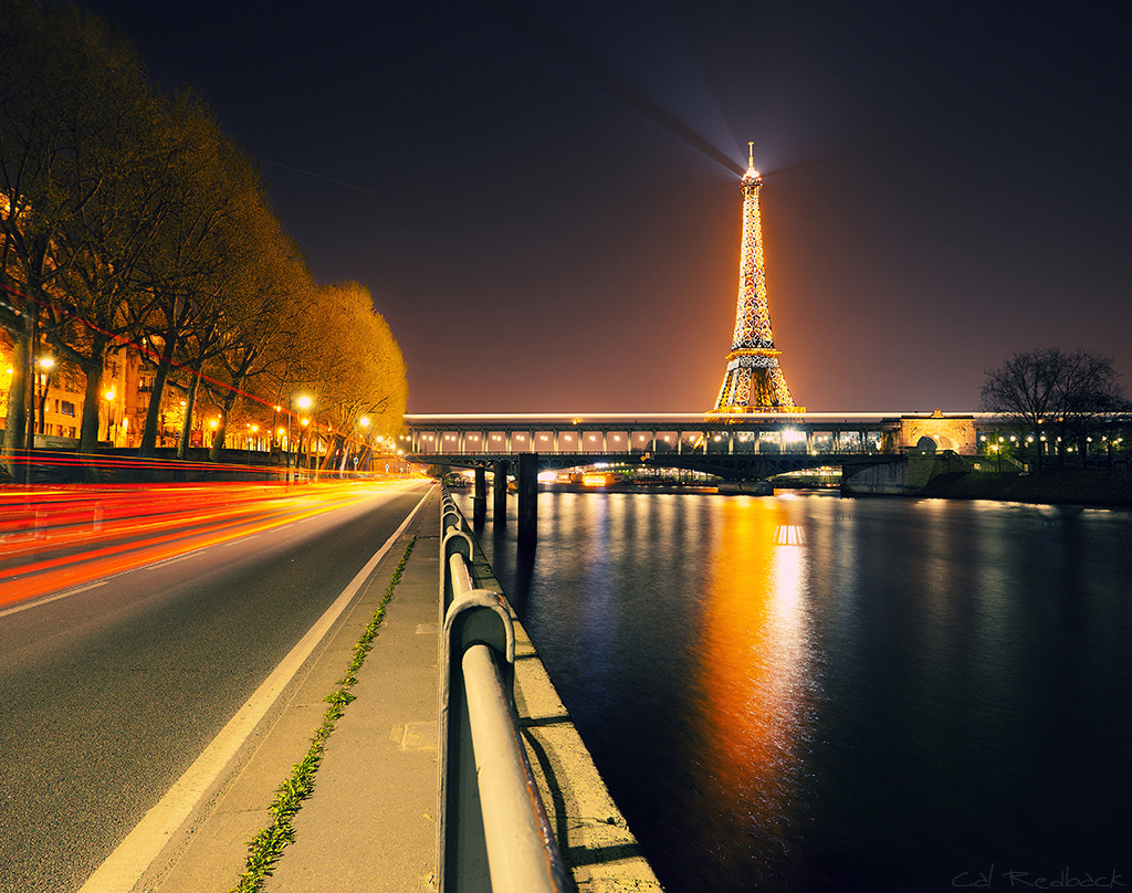Photograph Paris by Cal Redback on 500px
