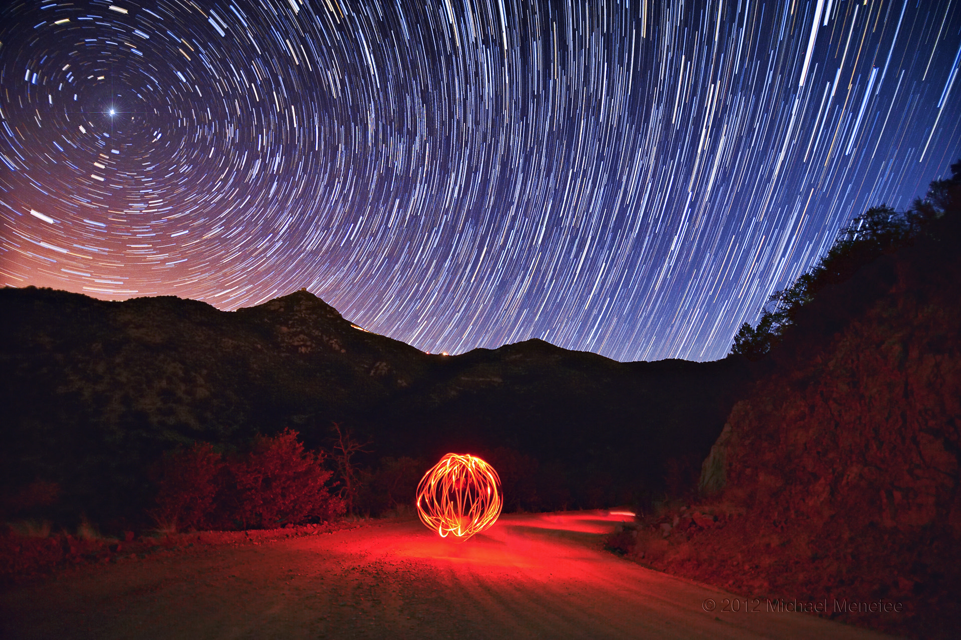 Photograph Whirled Whipple Observatory by Michael Menefee on 500px