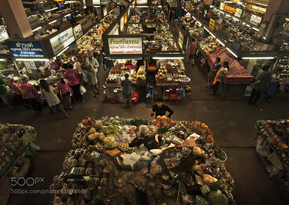 Photograph Thai market by Siriwit Pewon on 500px
