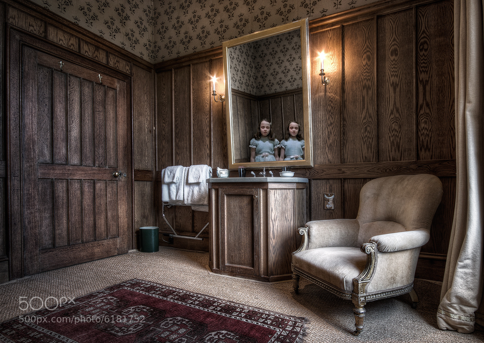 Photograph Room 237 by Dave Urwin on 500px