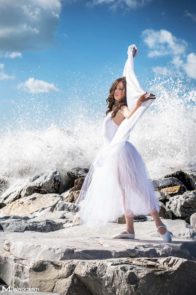 Photograph Dancer on the rocks by Matteo Innocenti on 500px