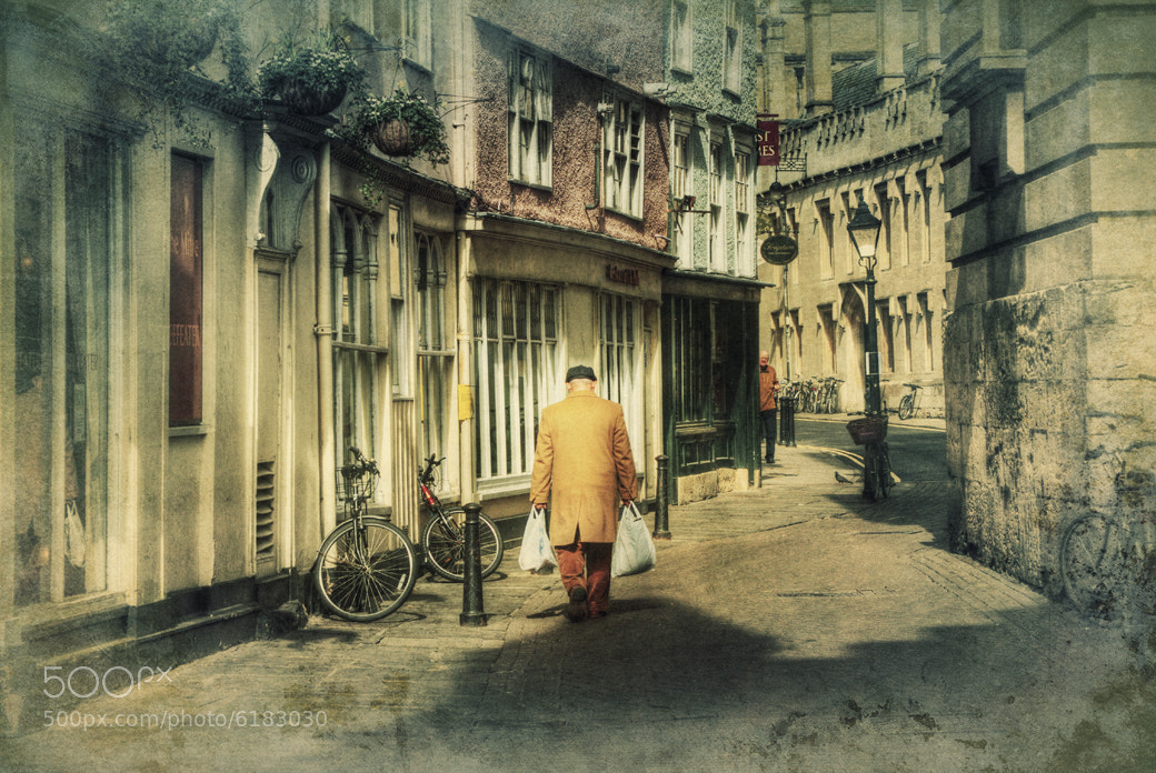Photograph Back Street by Audran Gosling on 500px