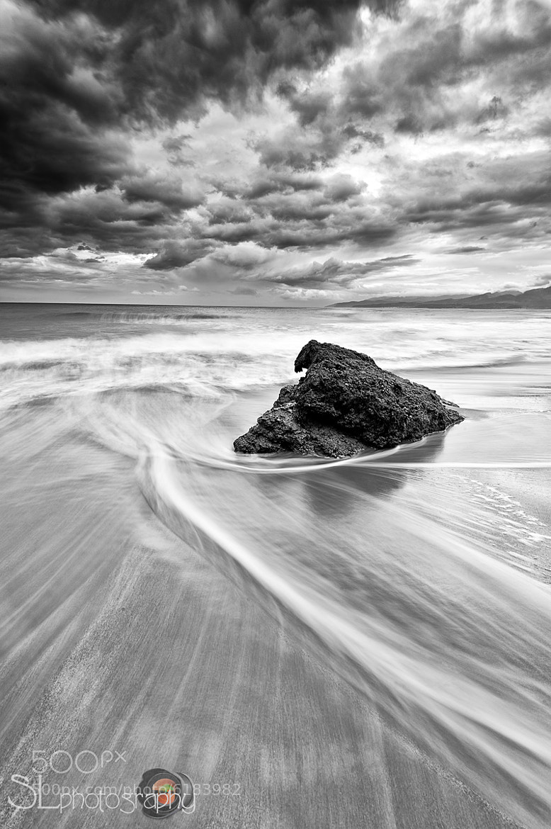 Photograph Shore Streams by Stavros Lambrakis on 500px