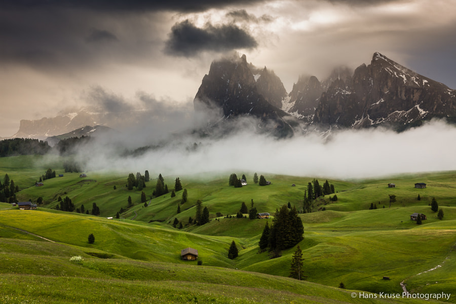 This photo was shot in Alpe di Siusi during the Dolomites West June 2011 photo workshop. The June 2014 photo workshop is sold out, but there is a workshop in the Dolomites East with available seats.
