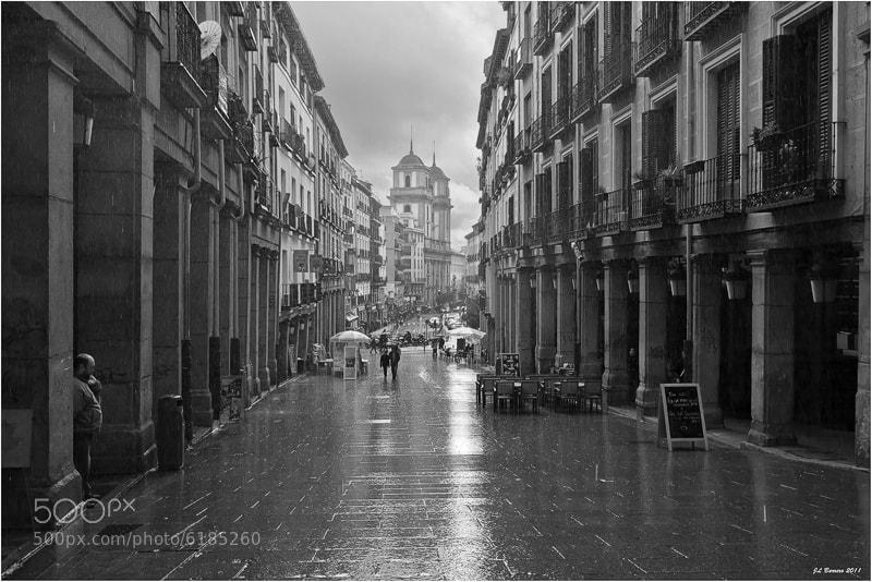Photograph Calle de Toledo by José Luis Barrero on 500px