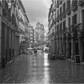 Calle de Toledo by José Luis Barrero (JLBarrero)) on 500px.com