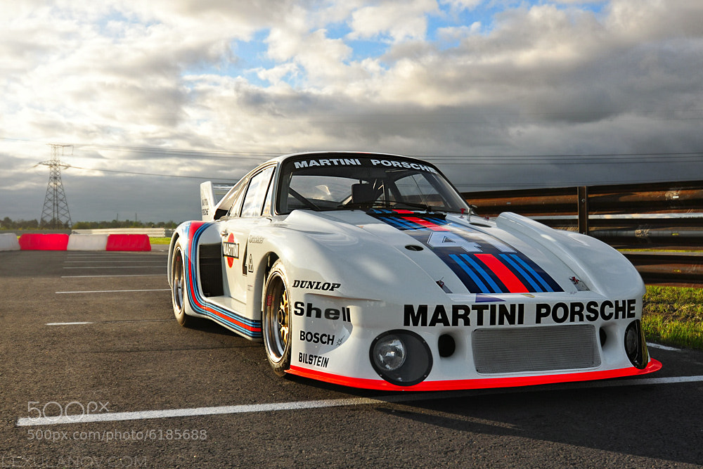 Photograph Porsche 935/77 by Alexander Ulanov on 500px