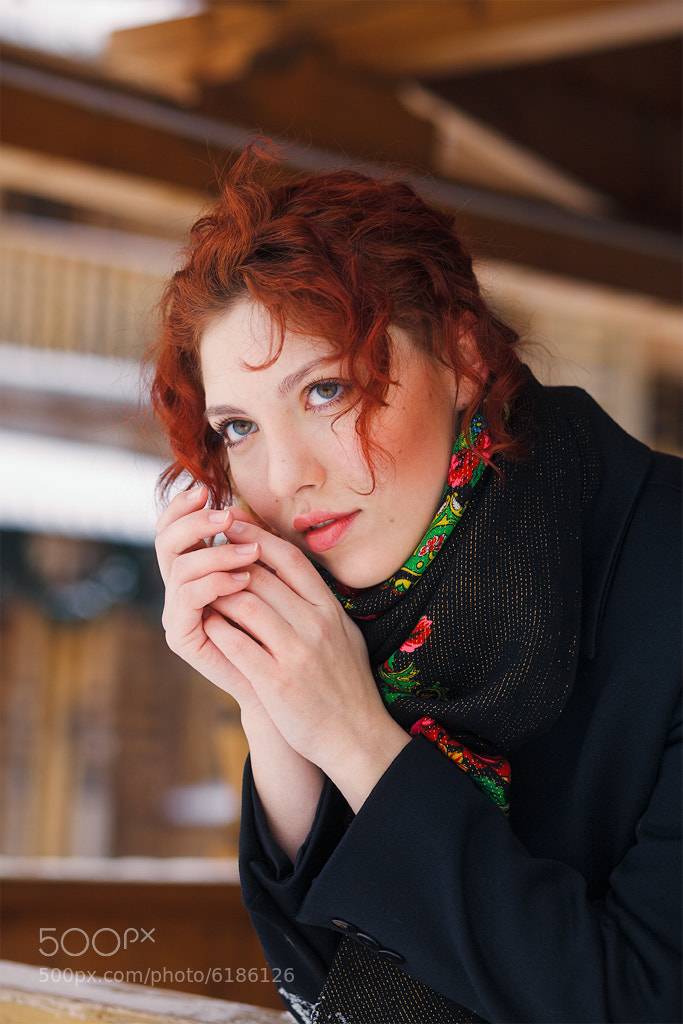 Photograph Lena by Katia Titova on 500px
