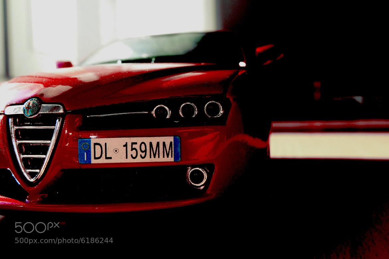 Photograph Alfa Romeo 159 by Krasimir Hintolarski on 500px